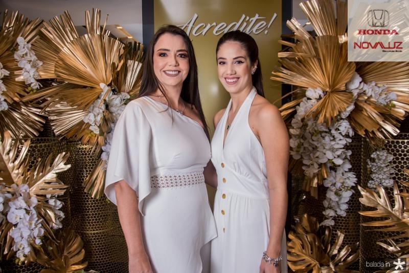 Daniela e Vitoria Medeiros