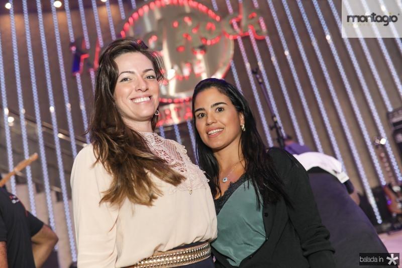Cecilia Regadas e Liana Sa