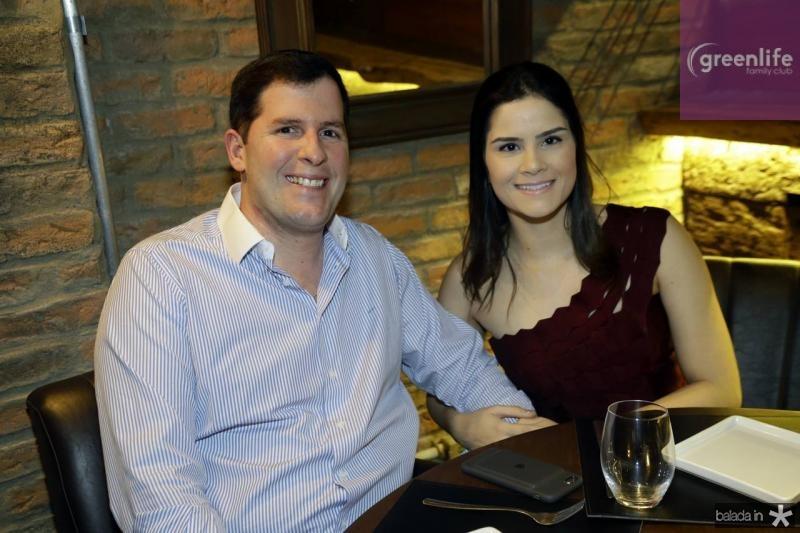 Rodrigo e Camile Quintao