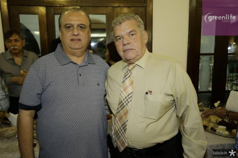 Max Camara e Carlos Juacaba