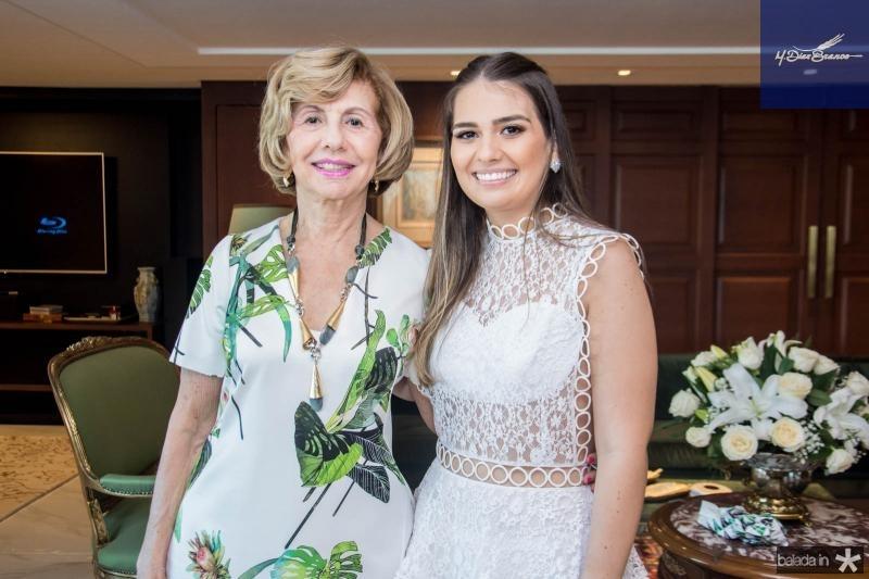 Selma Câmara e Manuela Câmara
