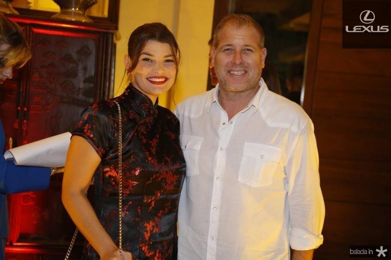 Livia e Jorge Albuquerque