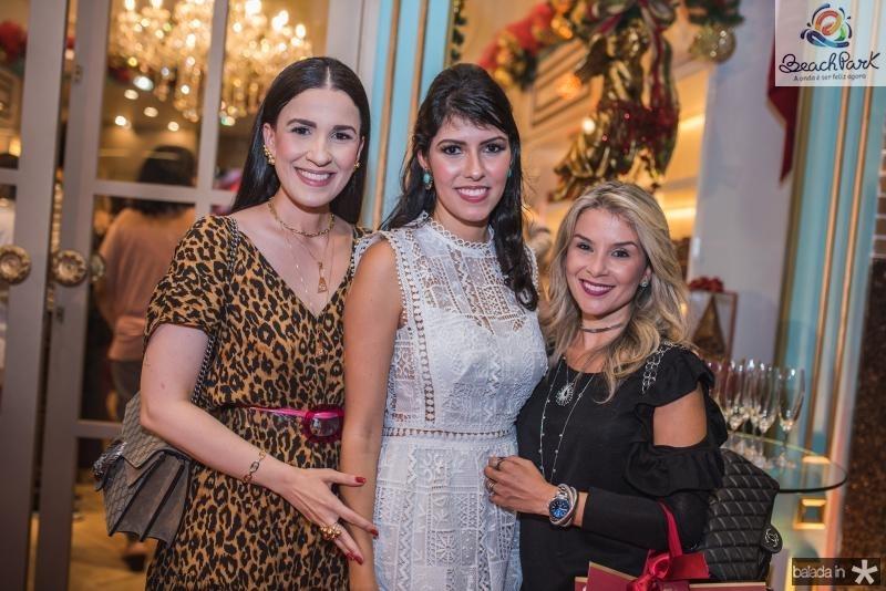 Giuliana Botelho, Flavia Laprovitera e Roberta Quaranta