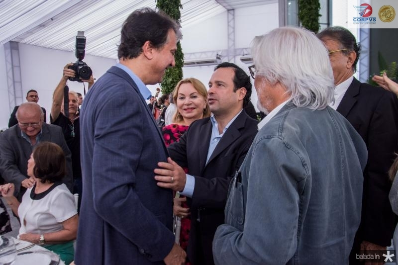 Camilo Santana e Igor Barroso