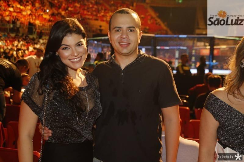 Rayssa Franca e Otavio Santana
