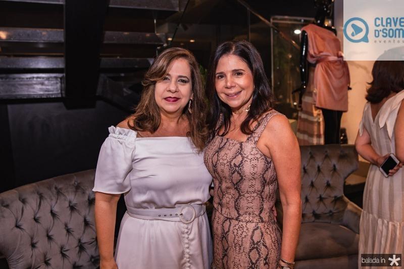 Martinha Assuncao e Maria Lucia Negrao
