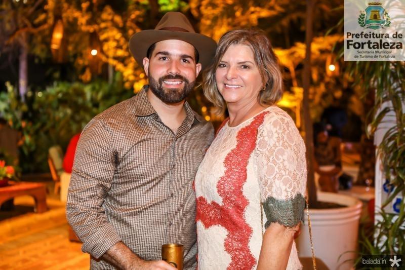 Felipe Rocha e Veronica Sampaio