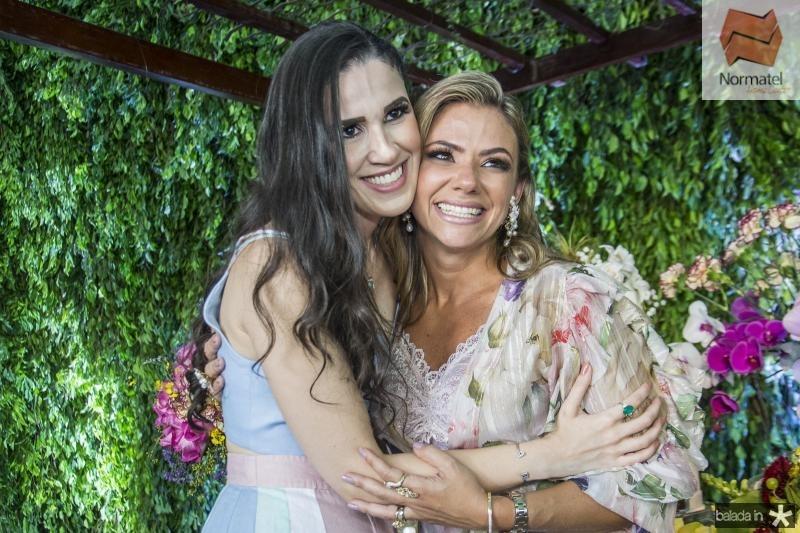 Giuliana Botelho e Vanessa Queiros