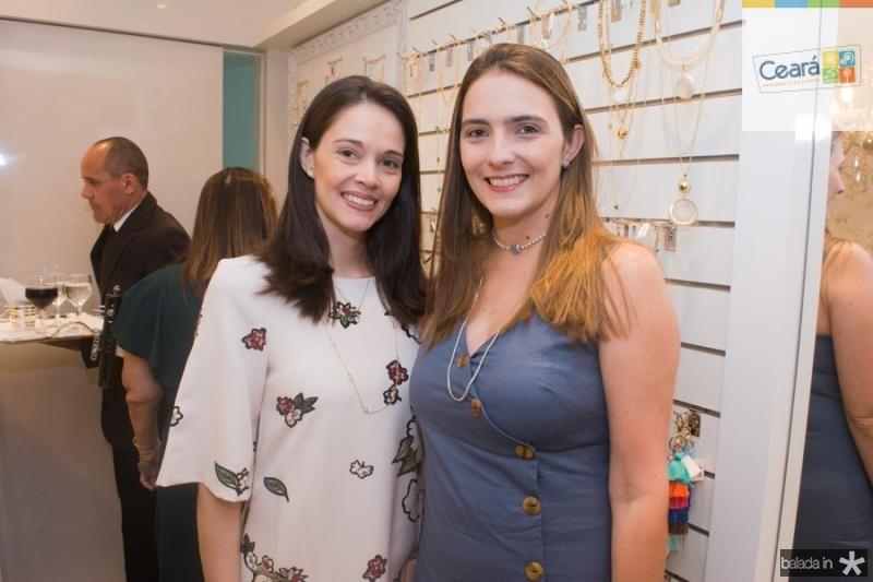 Juliana e Ana Carolina Queiroz