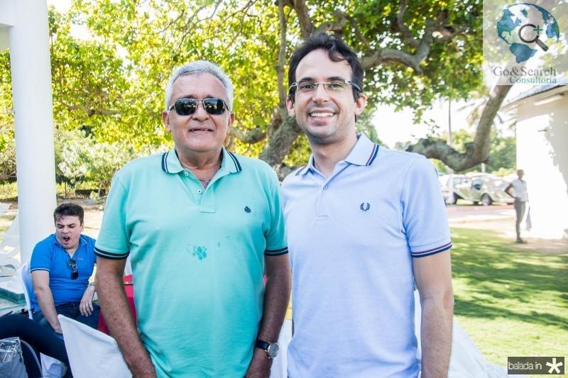 Edson Guimaraes e Gaudencio Junior