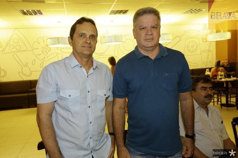 Alexandre Fialho e Dauber Landim
