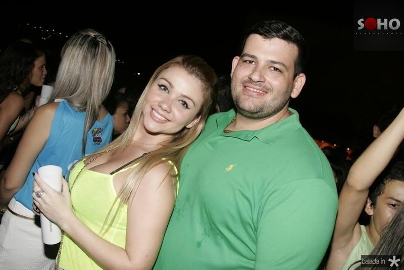 Veridiana Ribeiro e Renatao