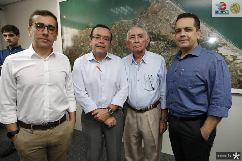 Delano, Alessandsro, Walter e Germano Belchior