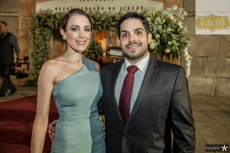 Joana e Fernando Laprovitera
