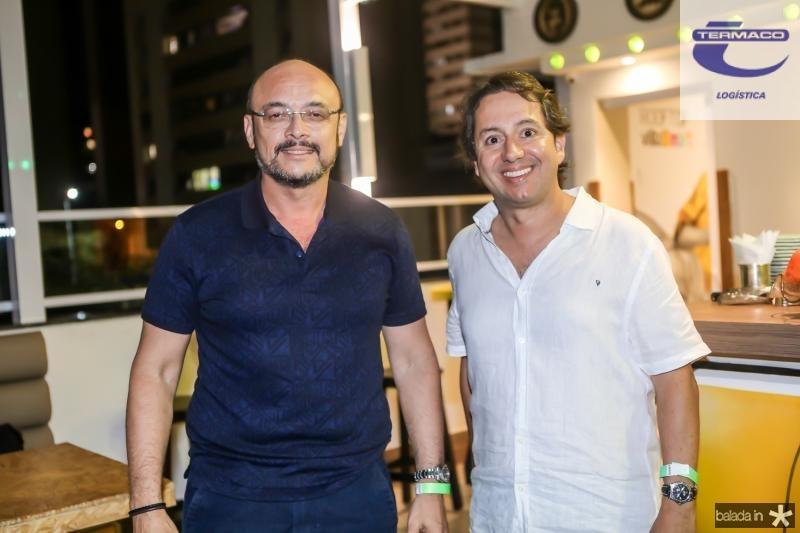 Adriano Fiuza e Rodrigo Parente