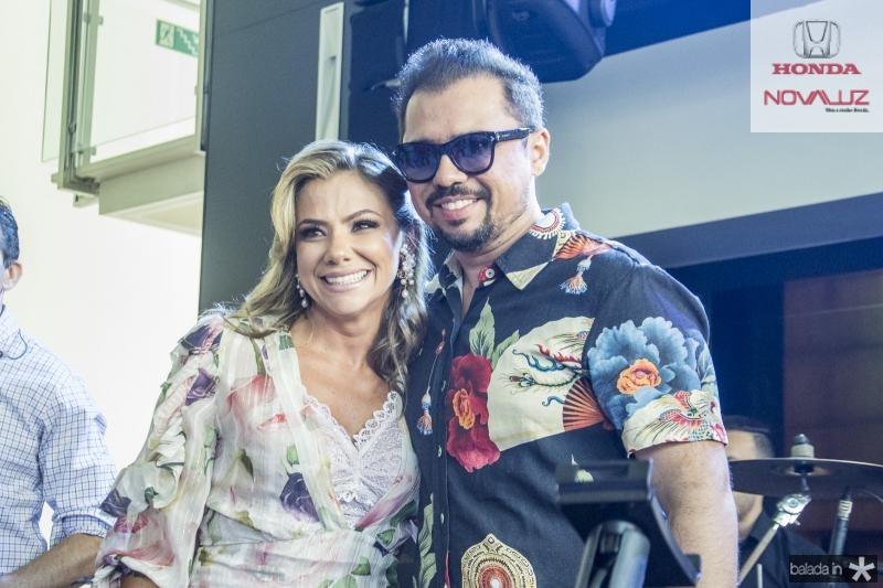 Vanessa Queiros e Xand Aviao