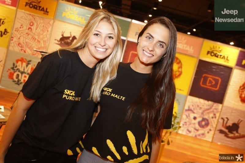Isabel Frozoni e Isabel Rech