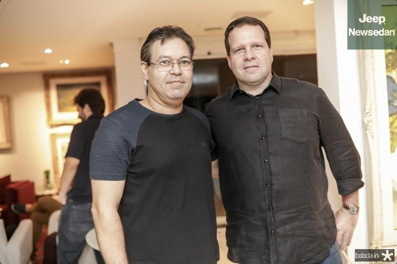Olavo Barros e Edson Ventura Filho