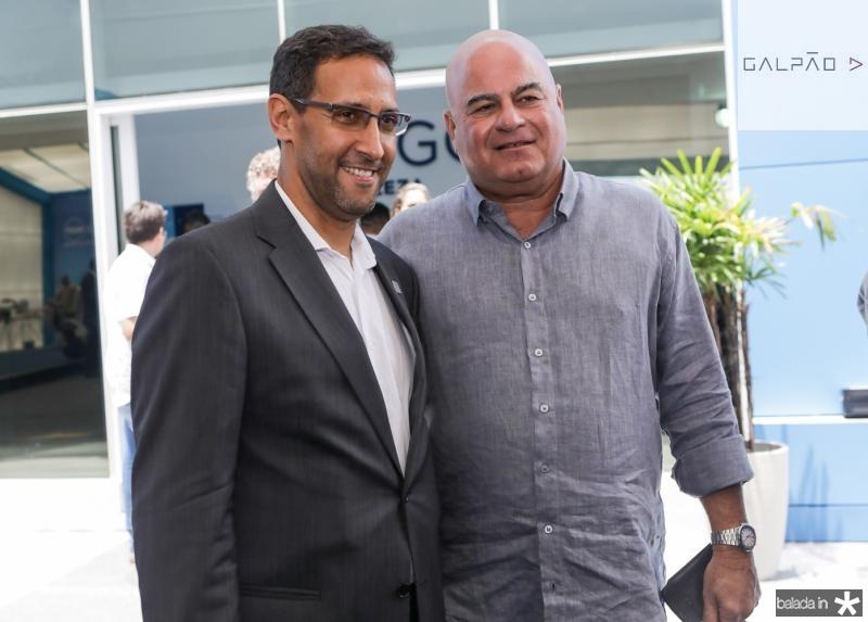 Antonio Nunes e Luciano Cavalcante