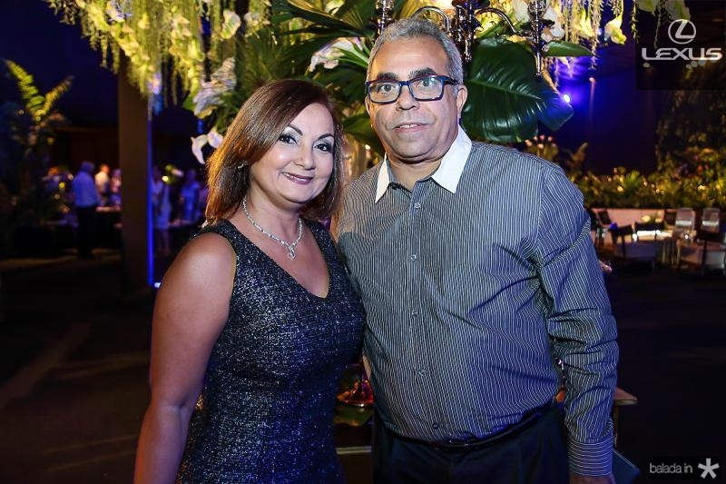 Meibe e Antonio Freitas