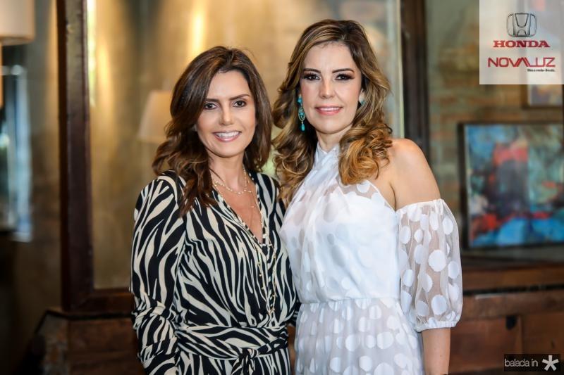 Patricia Nogueira e Rosele Diogo