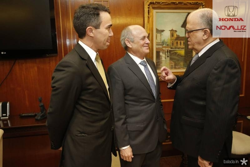 Placido Rios, Gladyson Pontes e Fernando Ximenes 2