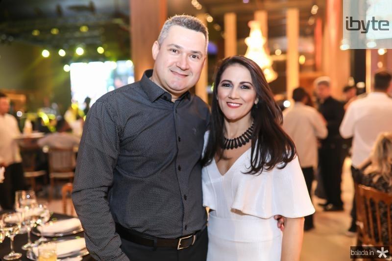 Roger Alves e Neiva Alves