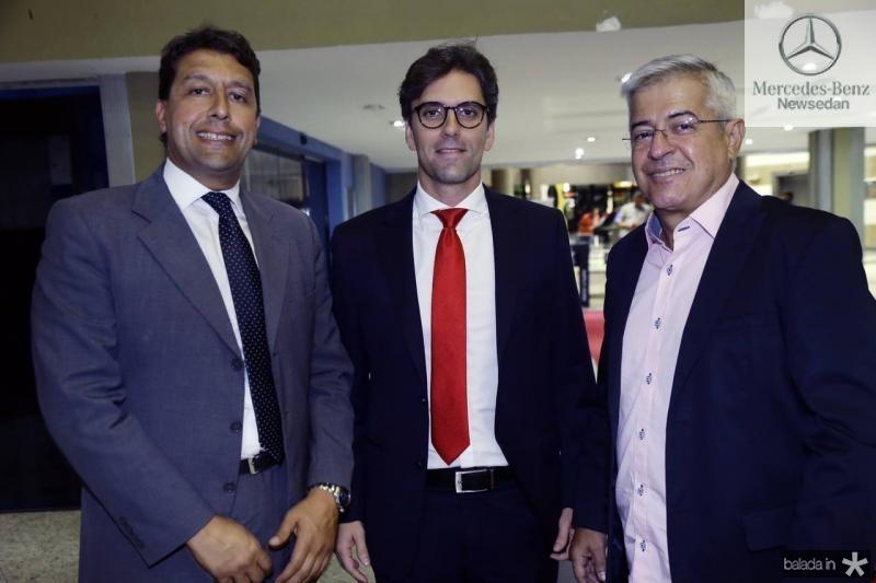 Gony Arruda, Ruy do Ceará e Paulo César Noroes