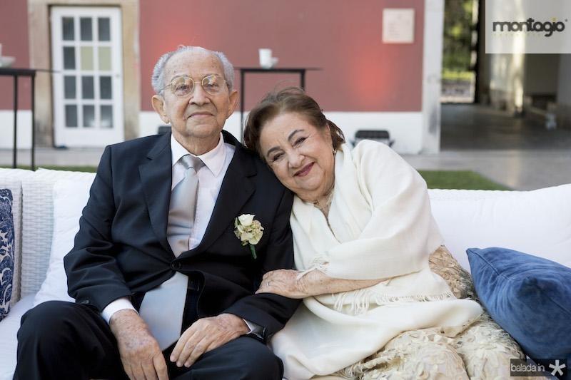 Jose Jereissati e Maria Luiza Ary