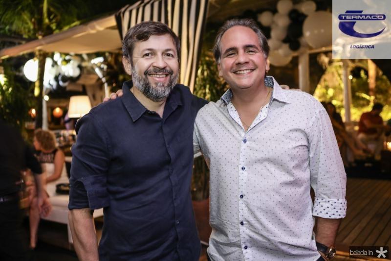 Elcio Batista e Ricardo Bacelar