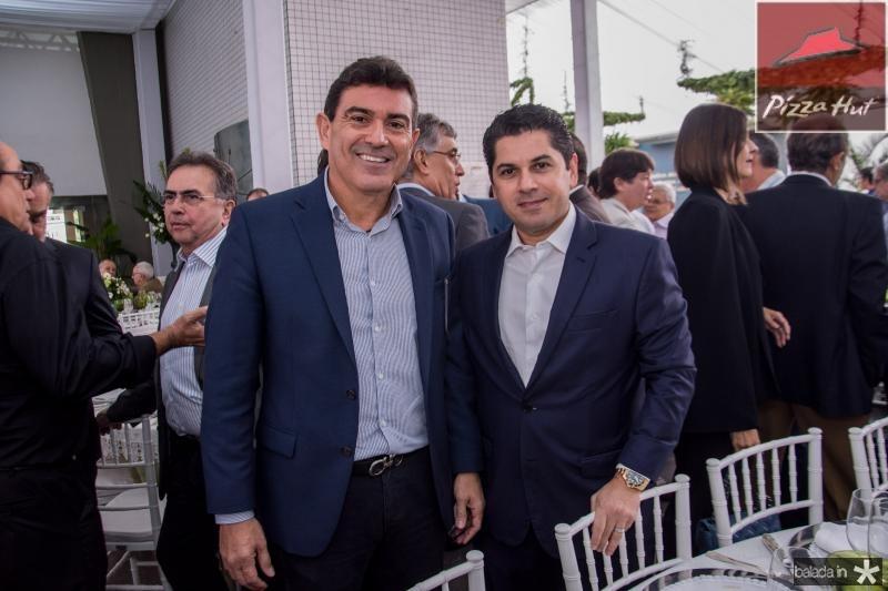 Alexandre Pereira e Pompeu Vasconcelos
