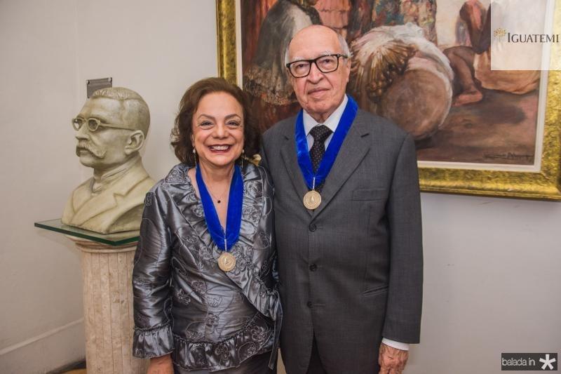 Beatriz e Lucio Alcantara