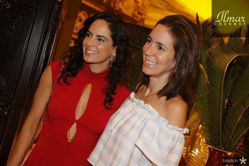 Luciana Fiuza e Gisele Studart 2