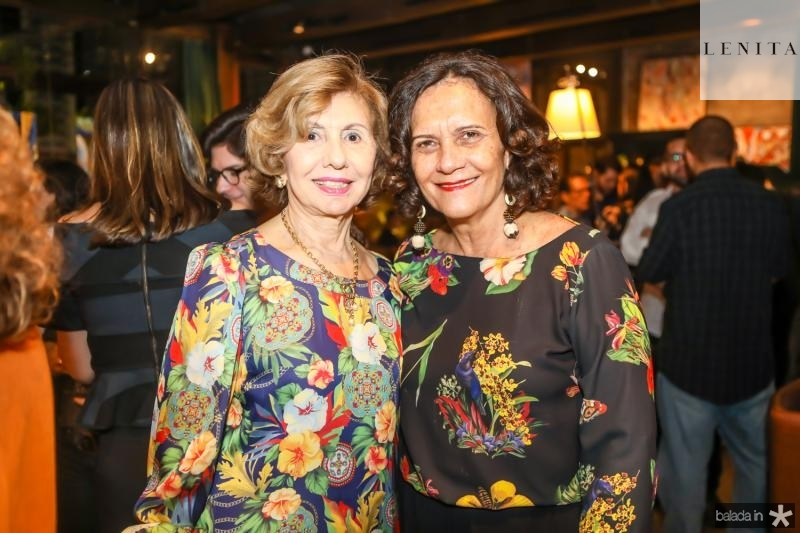 Zelma e Tereza Camara