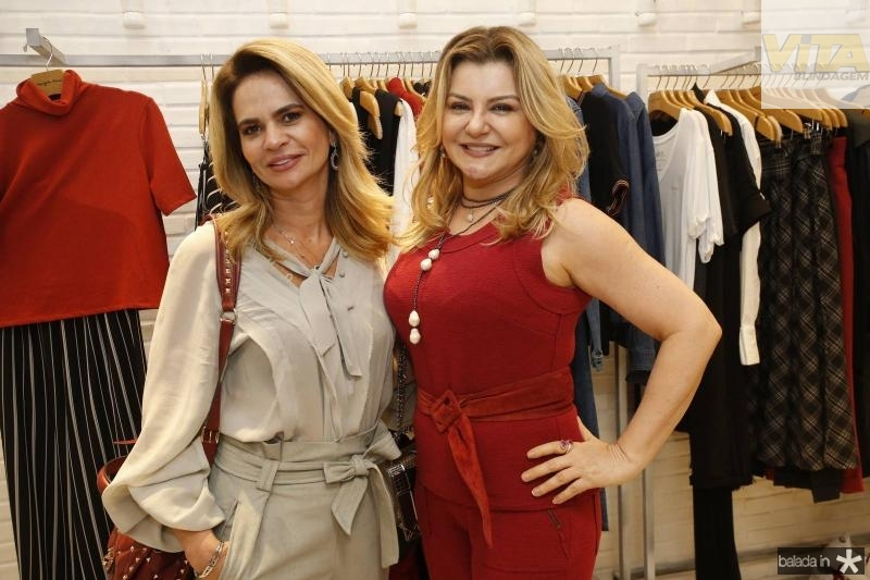 Germana Cavalcante e Silvana Guimaraes