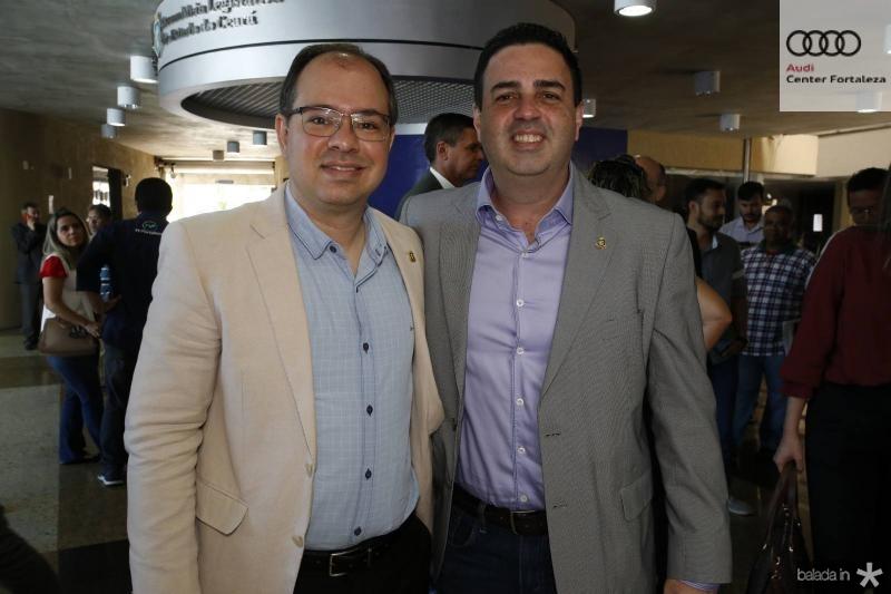 Renato Borges e Rodrigo Kawazaki