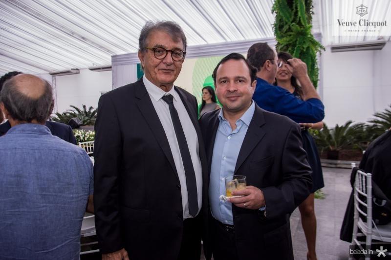 Arialdo Pinho e Igor Barroso