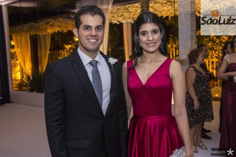 Mario e Camila Bezerra