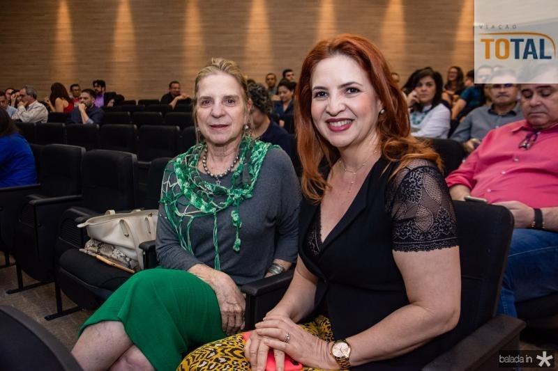 Ania Ribeiro e Enid Camara