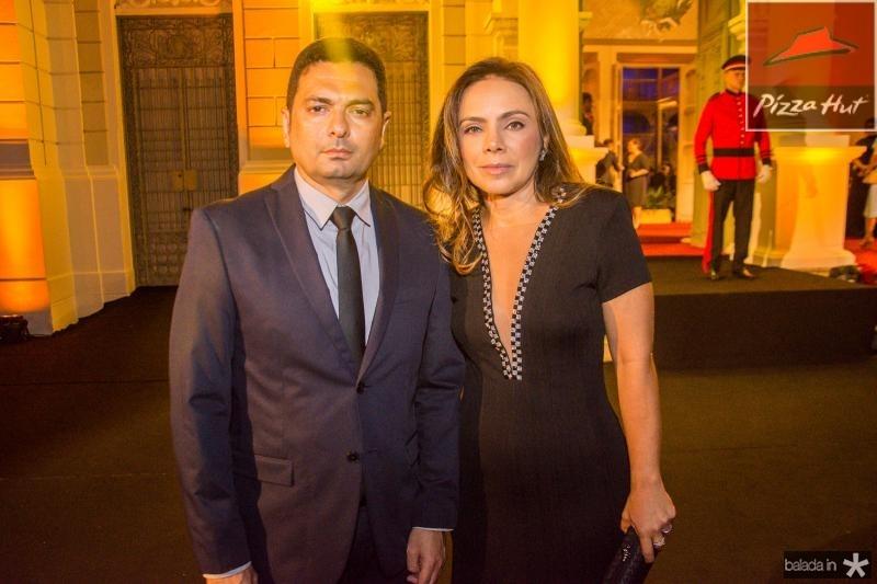 Wagner e Valeria Borges