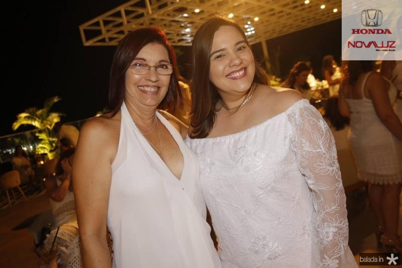 Auristela e Beatriz Guauberto