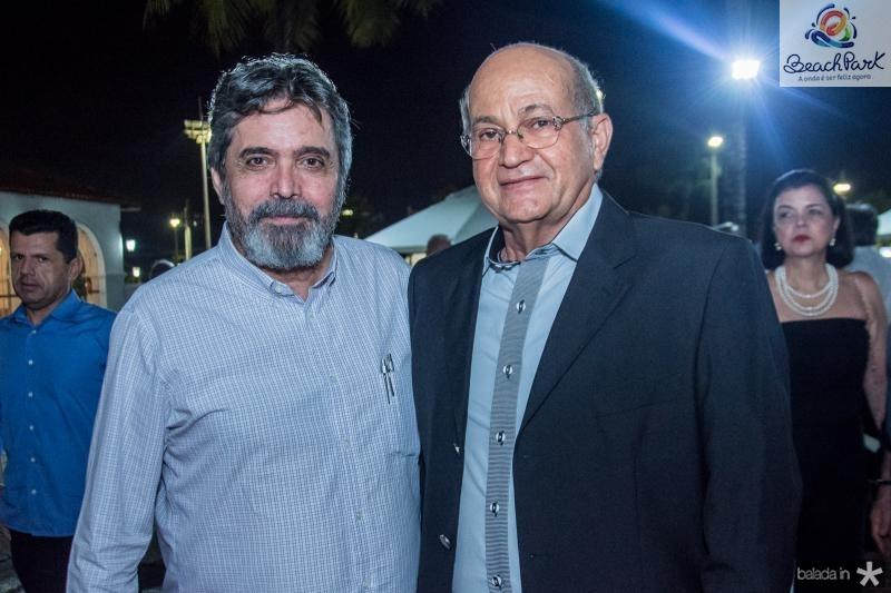 Totonho Laprovitera e Ednardo de Assis