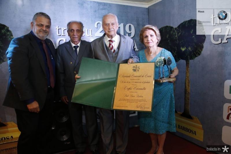 Jorge Bagdeve, Joao Guimaraes, Paulo Barbosa e Ester Castro 2