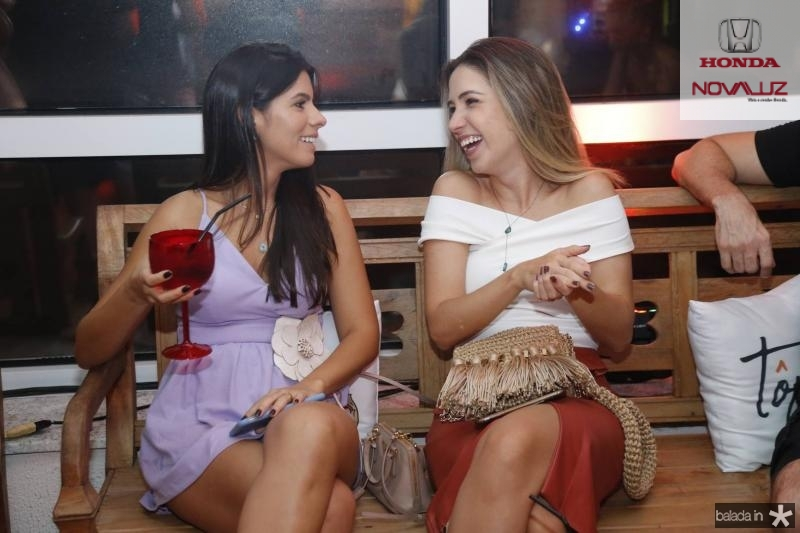 Nathalia Weyne e Liana Sa 2