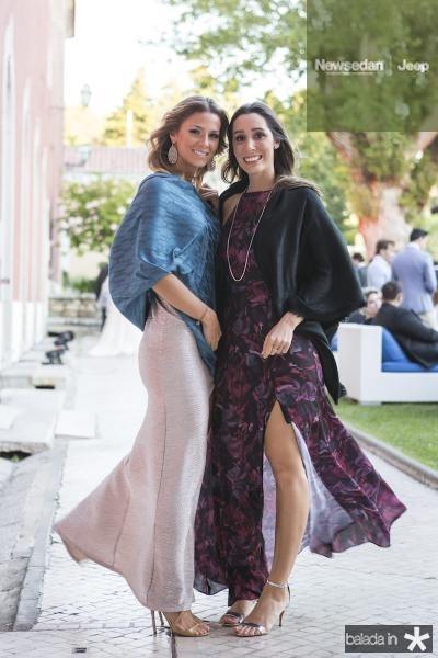 Bruna Waleska e Manuela Melo