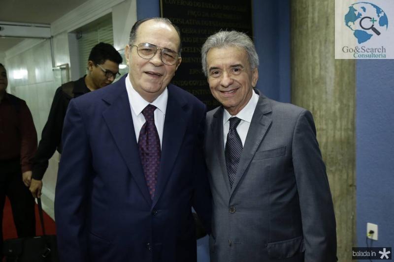 Regis Barroso e Magela Felix