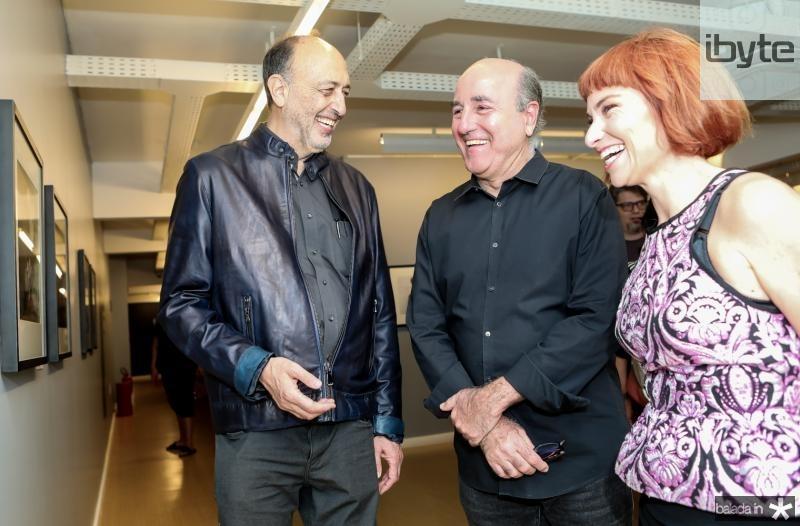 Roger Ballen, Silvio Frota e Angela Berlinde