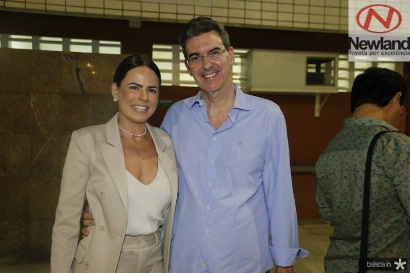 Luciana Souza e Geraldo Luciano