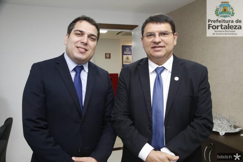Darlan Moreira e Sergio Lopes 1
