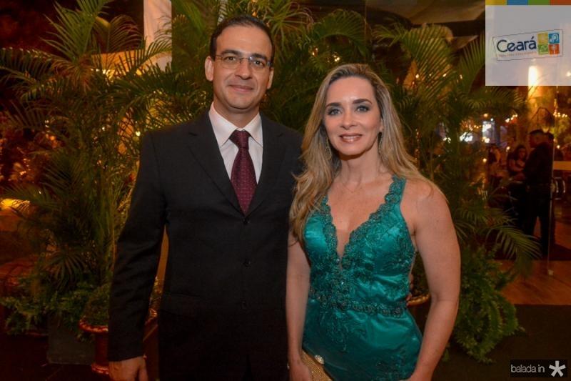 Anastacio e Daniele Dias